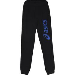 Υφασμάτινα Αγόρι Φόρμες Asics Big Logo Sweat Jr Pant Noir
