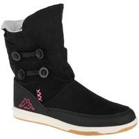 Παπούτσια Κορίτσι Μπότες Kappa Cream K Noir
