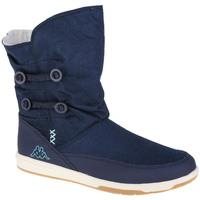 Παπούτσια Κορίτσι Μπότες Kappa Cream K Bleu marine