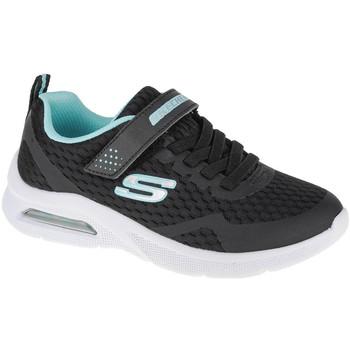 Παπούτσια Αγόρι Χαμηλά Sneakers Skechers Microspec Max Noir