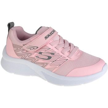 Παπούτσια Κορίτσι Χαμηλά Sneakers Skechers Microspec-Bold Delight Rose
