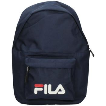 Τσάντες Σακίδια πλάτης Fila New Scool Two Backpack Bleu marine