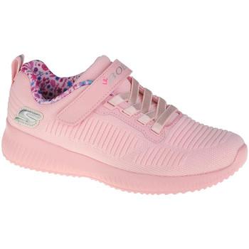 Παπούτσια Κορίτσι Χαμηλά Sneakers Skechers Bobs Squad-Charm League Rose