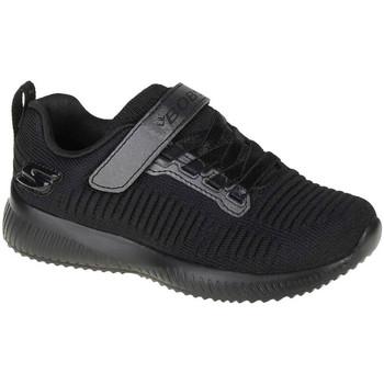 Παπούτσια Κορίτσι Χαμηλά Sneakers Skechers Bobs Squad-Charm League Noir