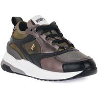 Παπούτσια Γυναίκα Χαμηλά Sneakers Keys SNEAKER GREY Grigio