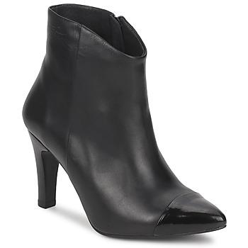 Παπούτσια Γυναίκα Μποτίνια Pastelle ARIEL Black