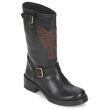 Παπούτσια Γυναίκα Μπότες Pastelle ANGEL Black