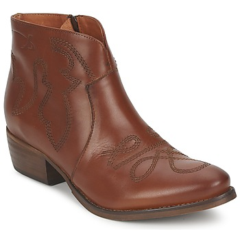 Παπούτσια Γυναίκα Μπότες Pastelle JANE CAMEL