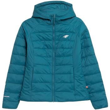 Υφασμάτινα Γυναίκα Μπουφάν 4F Women's Jacket Bleu
