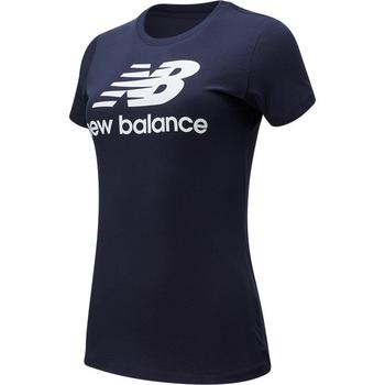 T-shirt με κοντά μανίκια New Balance Essentials Stack [COMPOSITION_COMPLETE]
