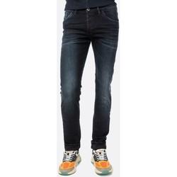 Υφασμάτινα Άνδρας Jeans Brokers ΑΝΔΡΙΚΟ ΠΑΝΤΕΛΟΝΙ JEAN Μπλε