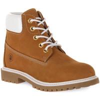 Παπούτσια Αγόρι Μπότες Lumberjack 001 ANKLE BOOT LACE Nero