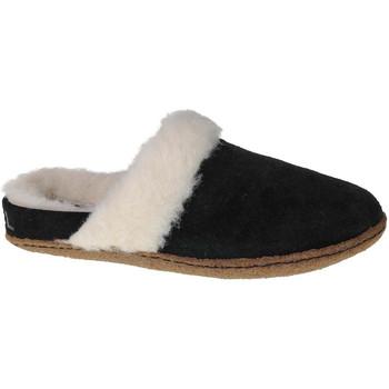 Παπούτσια Γυναίκα Παντόφλες Sorel Nakiska Slide II Noir