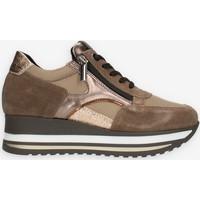 Παπούτσια Γυναίκα Χαμηλά Sneakers Comart 1A4018PM Brown