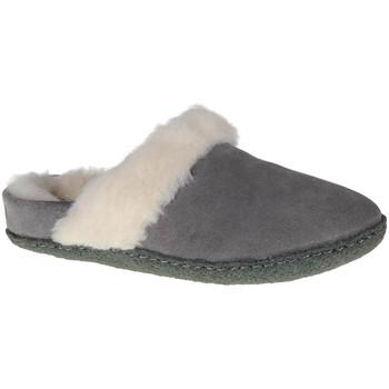 Παπούτσια Γυναίκα Παντόφλες Sorel Nakiska Slide II Grise