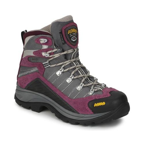 Παπούτσια Γυναίκα Πεζοπορίας Asolo DRIFTER GV ML Grey / Violet