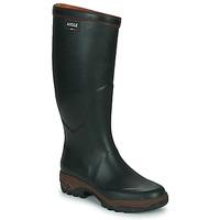 Παπούτσια Άνδρας Μπότες βροχής Aigle PARCOURS 2 Green