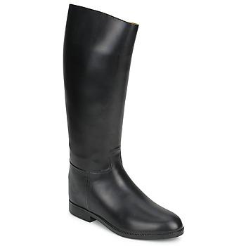 Παπούτσια Γυναίκα Μπότες για την πόλη Aigle ECUYER M Black