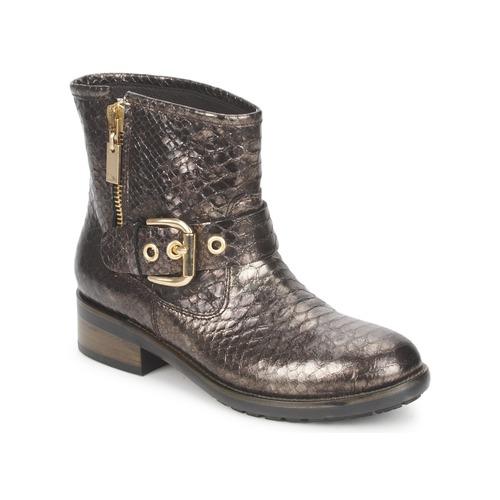 Παπούτσια Γυναίκα Μπότες Alberto Gozzi FAGGIO PITONE-METAL