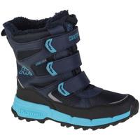 Παπούτσια Κορίτσι Snow boots Kappa Vipos Tex T Bleu marine