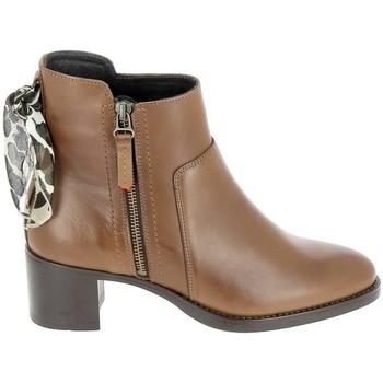 Παπούτσια Μπότες Goodstep Boots Manas Cognac Brown