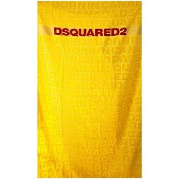 Σπίτι Γυναίκα Πετσέτες θαλάσσης Dsquared D7P001920 Yellow