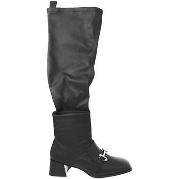 Παπούτσια Γυναίκα Μπότες Jeannot  Negro