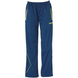 Υφασμάτινα Γυναίκα Παντελόνια Kempa Pantalon Femme Curve Classic bleu/jaune