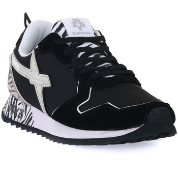 Xαμηλά Sneakers W6yz 1A06 JET W BLACK [COMPOSITION_COMPLETE]