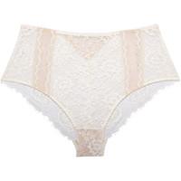 Εσώρουχα Γυναίκα Culottes Underprotection RR1028 WHE Άσπρο