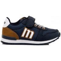 Παπούτσια Παιδί Χαμηλά Sneakers MTNG ZAPATILLAS NIÑO MUSTANG 48301 Μπλέ