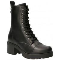 Παπούτσια Γυναίκα Μπότες Etika 56138 black