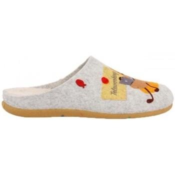 Παπούτσια Άνδρας Παντόφλες Hot Potatoes ZAPATILLAS DE CASA HOMBRE  64659 Grey