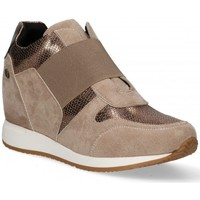 Παπούτσια Γυναίκα Slip on Etika 56142 brown