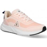 Παπούτσια Γυναίκα Χαμηλά Sneakers Etika 55409 ροζ