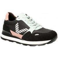 Παπούτσια Γυναίκα Χαμηλά Sneakers Etika 56159 black