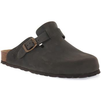 Παπούτσια Σαμπό Bioline 1900 FUMO INGRASSATO Grigio