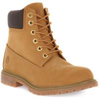 Παπούτσια Άνδρας Μπότες Lumberjack M0001 YELLOW Giallo