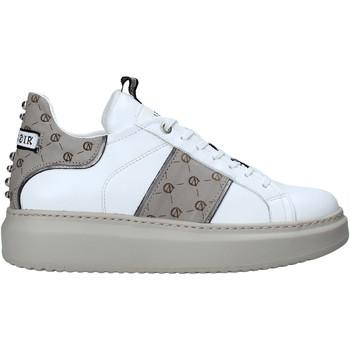 Παπούτσια Γυναίκα Sneakers Café Noir DE1411 λευκό