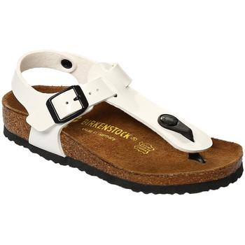 Παπούτσια Παιδί Σανδάλια / Πέδιλα Birkenstock 047813 λευκό