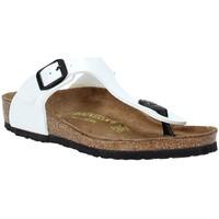 Παπούτσια Παιδί Σανδάλια / Πέδιλα Birkenstock 846163 λευκό