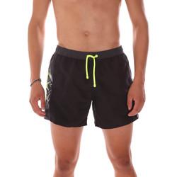 Υφασμάτινα Άνδρας Μαγιώ / shorts για την παραλία Ea7 Emporio Armani 902023 7P735 Μαύρος