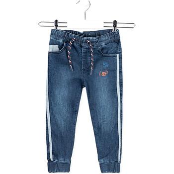Υφασμάτινα Παιδί Skinny Τζιν  Losan 125-6037AL Μπλε