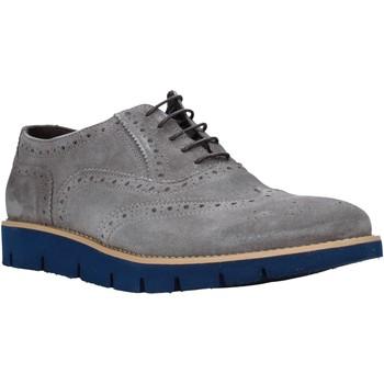 Παπούτσια Άνδρας Richelieu Rogers 1480B Γκρί