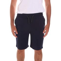 Υφασμάτινα Άνδρας Μαγιώ / shorts για την παραλία Key Up 2G38J 0001 Μπλε