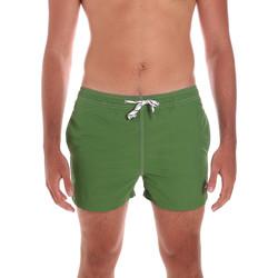Υφασμάτινα Άνδρας Μαγιώ / shorts για την παραλία Key Up 298XM 0001 Πράσινος