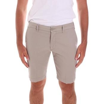 Υφασμάτινα Άνδρας Μαγιώ / shorts για την παραλία Sei3sei PZV132 7182 Μπεζ