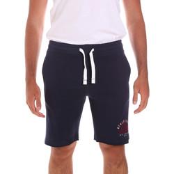 Υφασμάτινα Άνδρας Μαγιώ / shorts για την παραλία Key Up 2G56J 0001 Μπλε