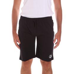 Υφασμάτινα Άνδρας Μαγιώ / shorts για την παραλία Key Up 2G33S 0001 Μαύρος