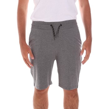 Υφασμάτινα Άνδρας Μαγιώ / shorts για την παραλία Key Up 2G38J 0001 Γκρί
